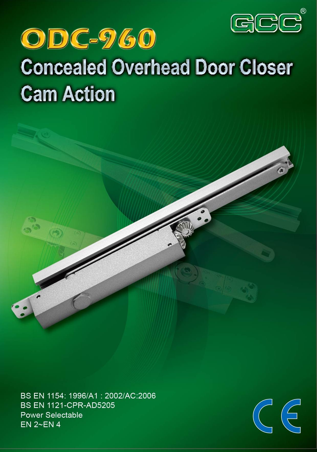 concealed overhead door closer. products / door control concealed overhead door closer